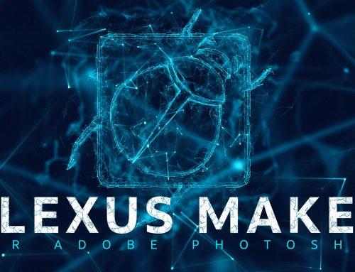 Plexus Maker Photoshop Plugin